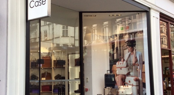 Case London re opens at 170 Piccadilly